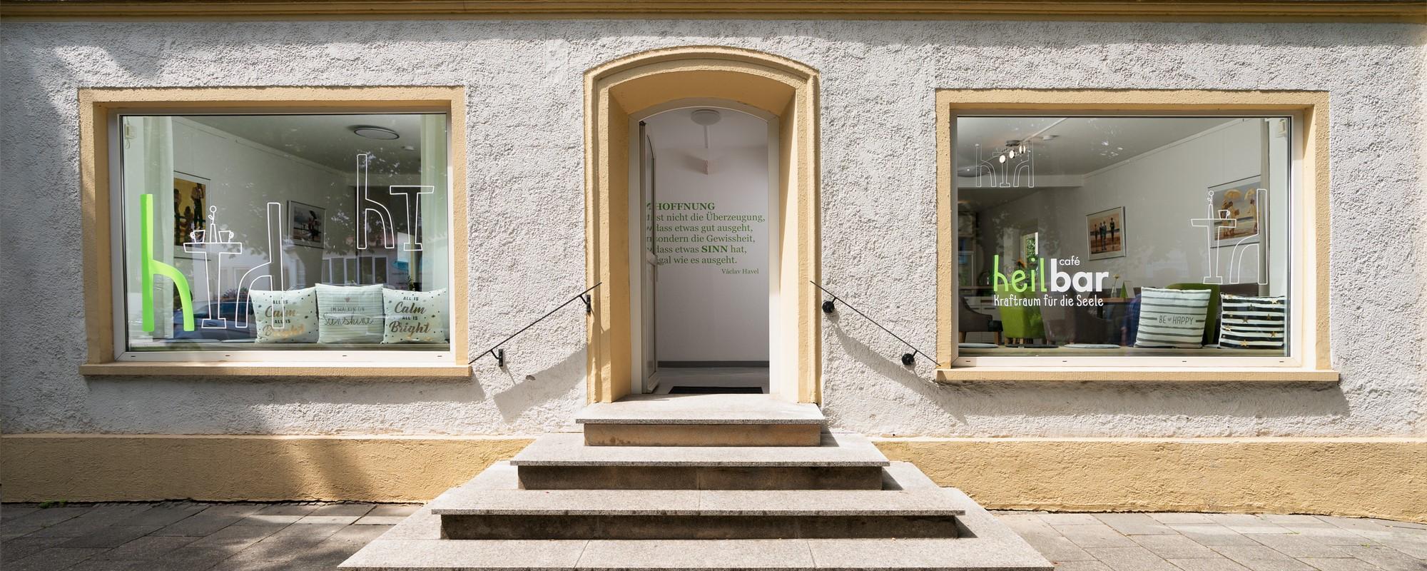 Trost im Cafe Heilbar Dachau